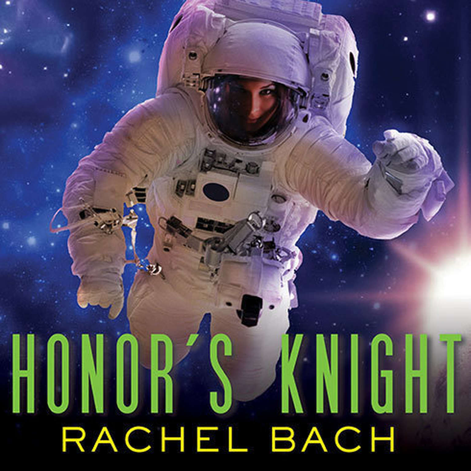 Printable Honor's Knight Audiobook Cover Art