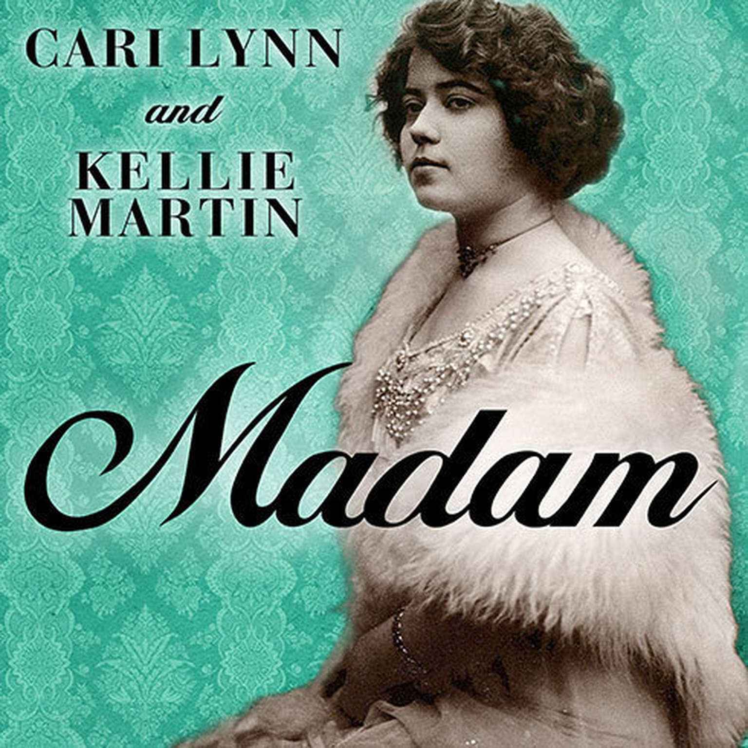 Printable Madam: A Novel of New Orleans Audiobook Cover Art