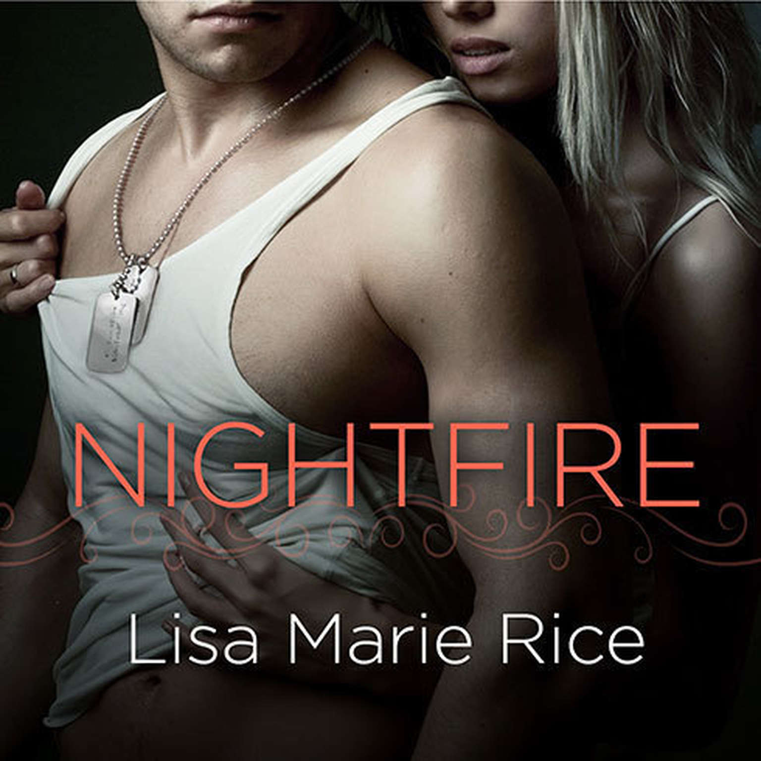 Printable Nightfire: Marine Force Recon Audiobook Cover Art