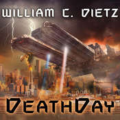 DeathDay Audiobook, by William C. Dietz