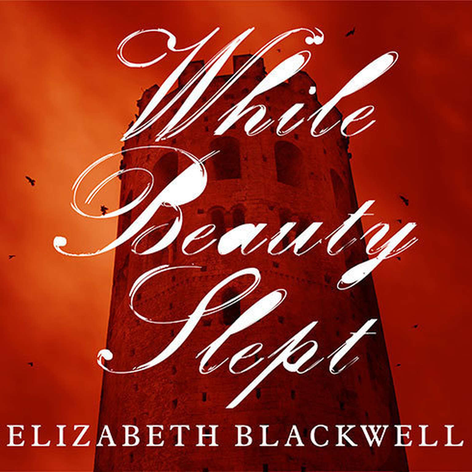 Printable While Beauty Slept Audiobook Cover Art