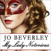 My Lady Notorious, by Jo Beverley