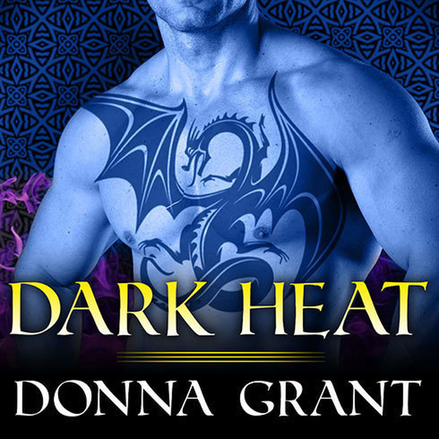 Printable Dark Heat: The Dark Kings Stories Audiobook Cover Art
