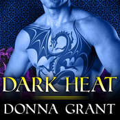 Dark Heat: The Dark Kings Stories, by Donna Grant