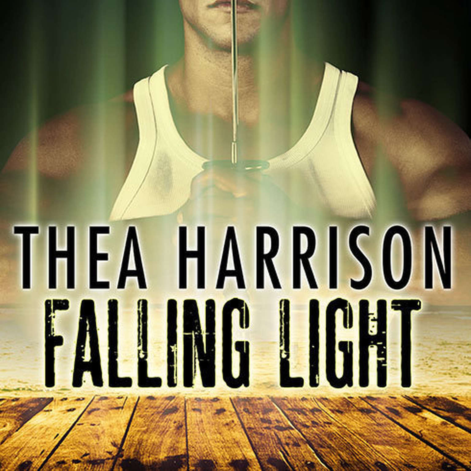 Printable Falling Light Audiobook Cover Art