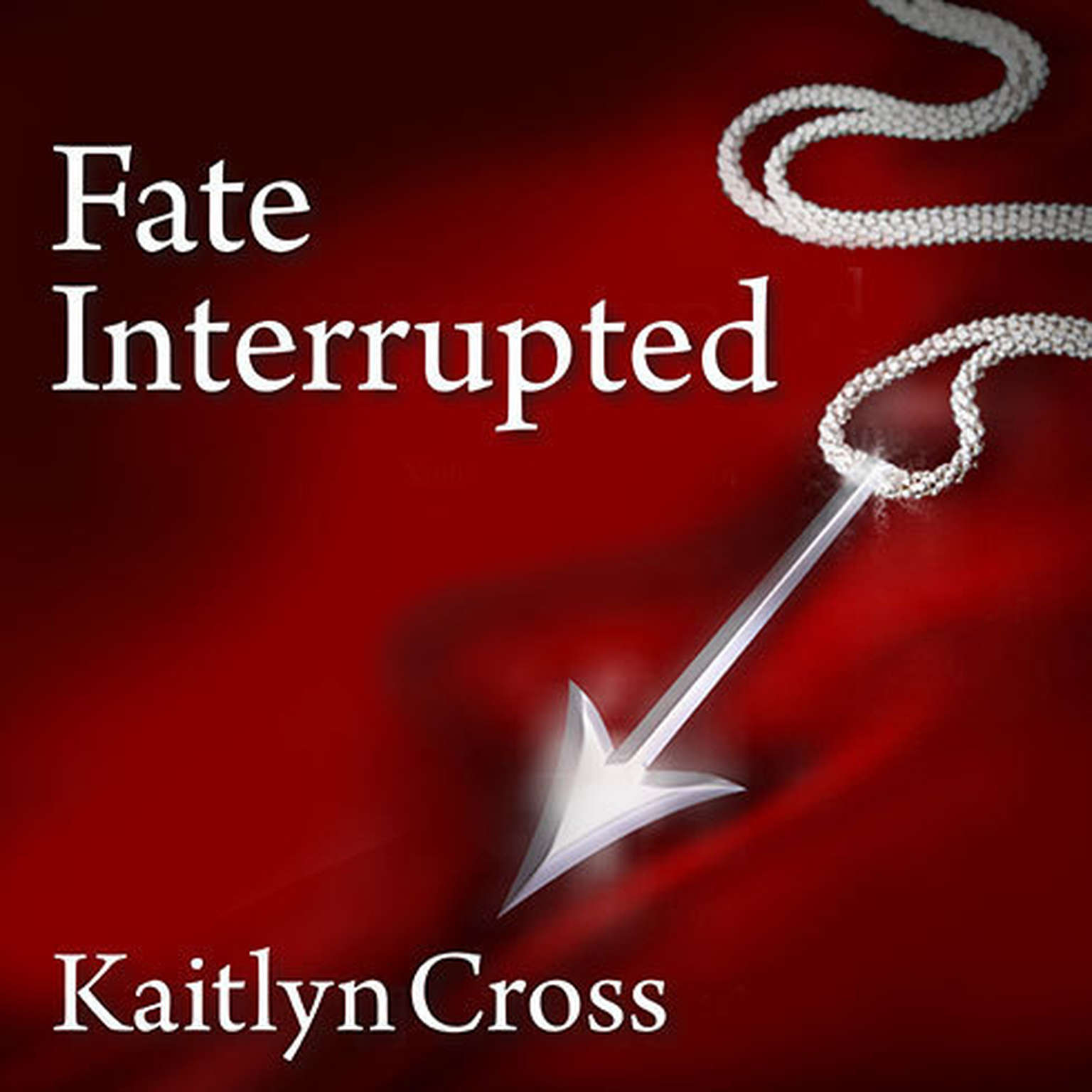 Printable Fate Interrupted Audiobook Cover Art
