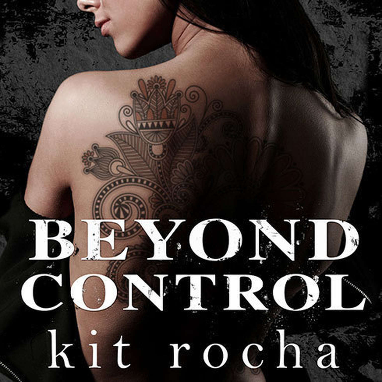 Printable Beyond Control Audiobook Cover Art