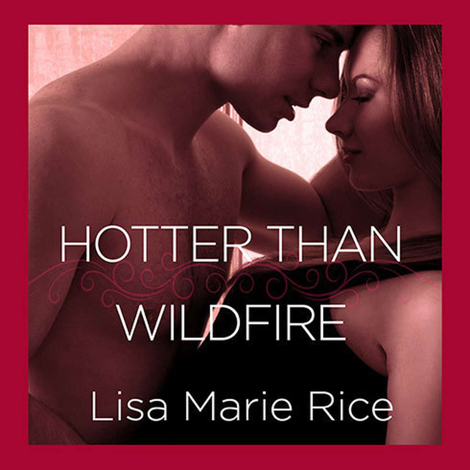 Printable Hotter Than Wildfire: Delta Force Audiobook Cover Art