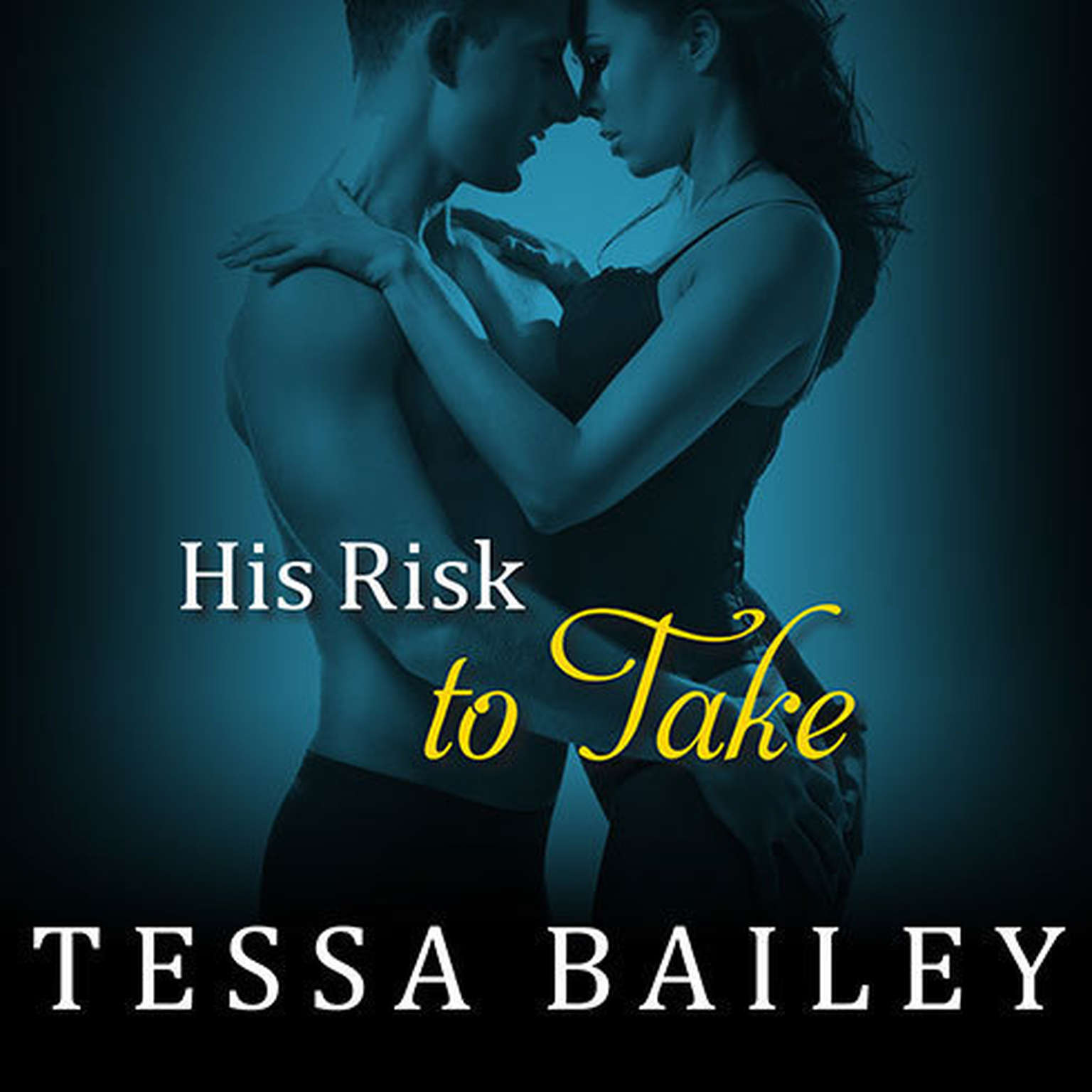 Printable His Risk to Take Audiobook Cover Art