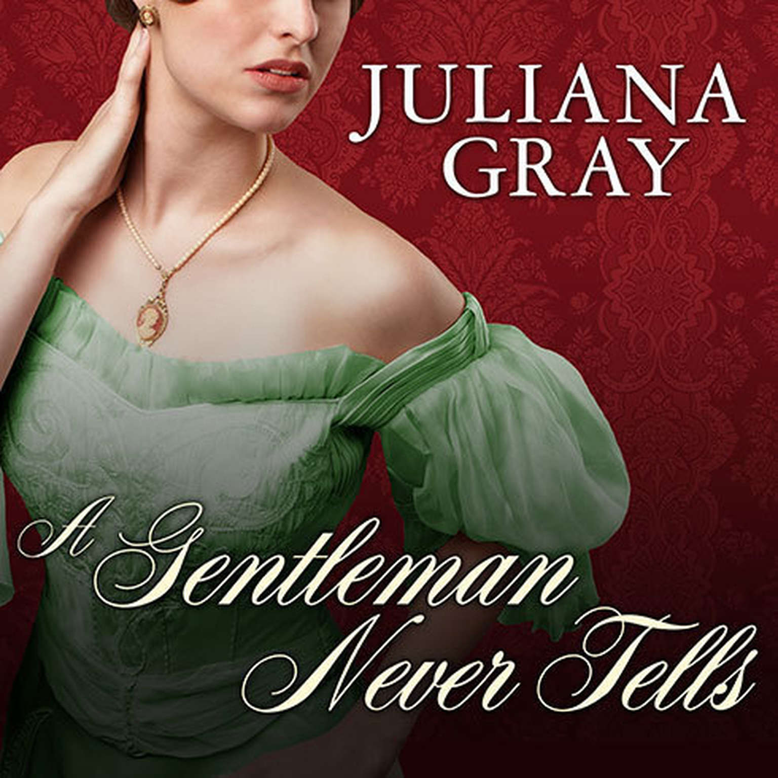 Printable A Gentleman Never Tells Audiobook Cover Art