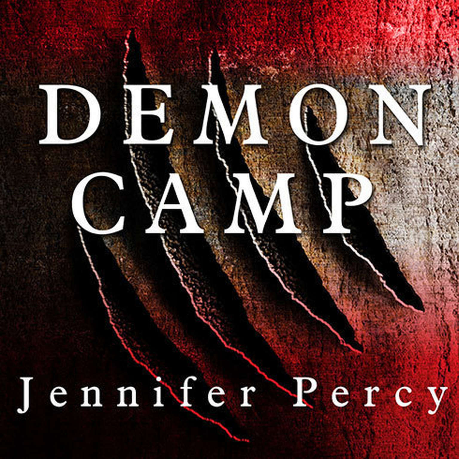 Printable Demon Camp: A Soldier's Exorcism Audiobook Cover Art