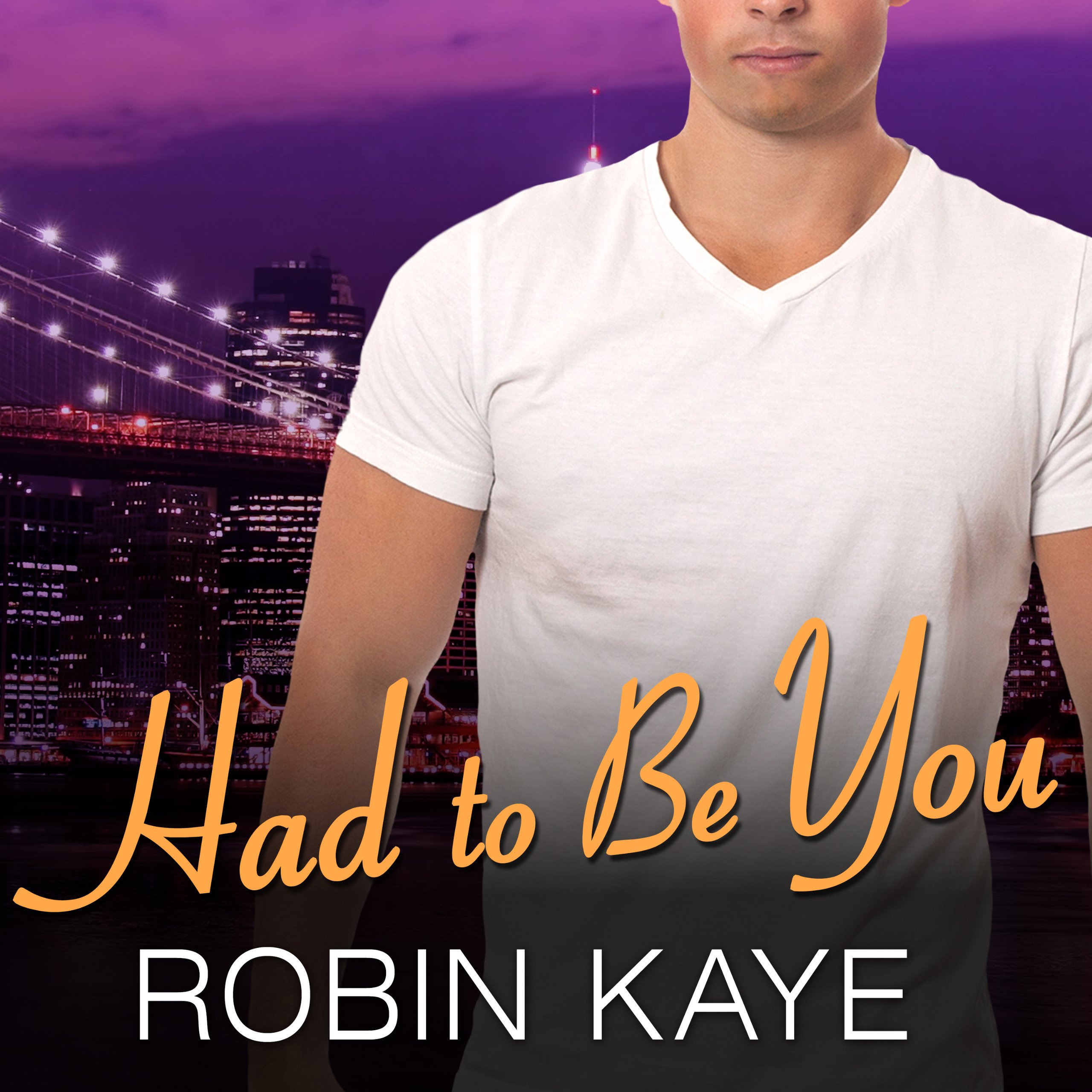 Printable Had to Be You Audiobook Cover Art