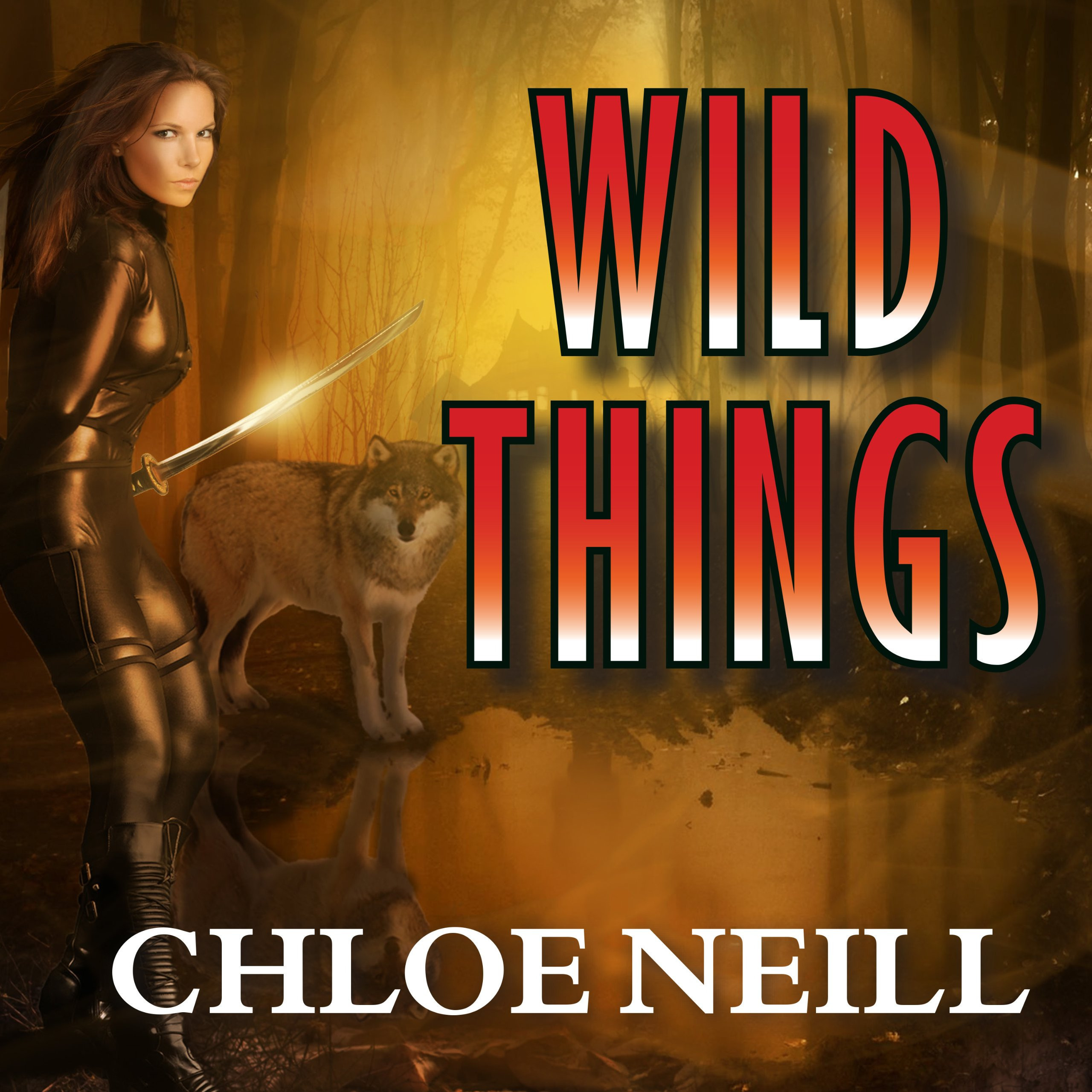 Printable Wild Things: A Chicagoland Vampires Novel Audiobook Cover Art