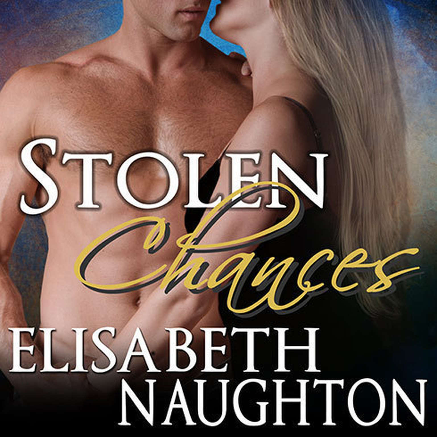 Printable Stolen Chances Audiobook Cover Art