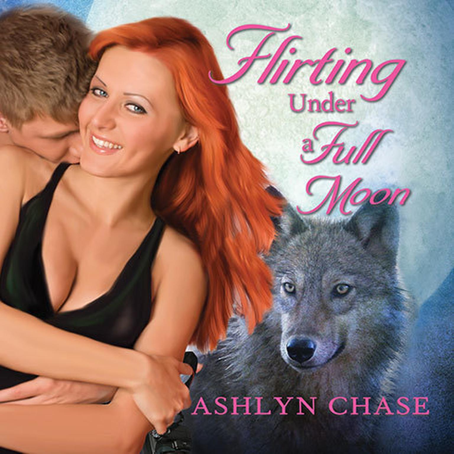 Printable Flirting Under a Full Moon Audiobook Cover Art