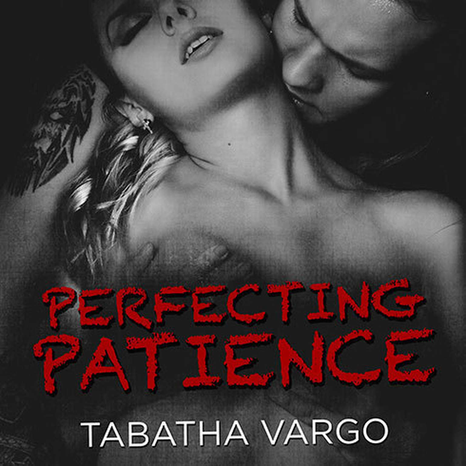 Printable Perfecting Patience Audiobook Cover Art