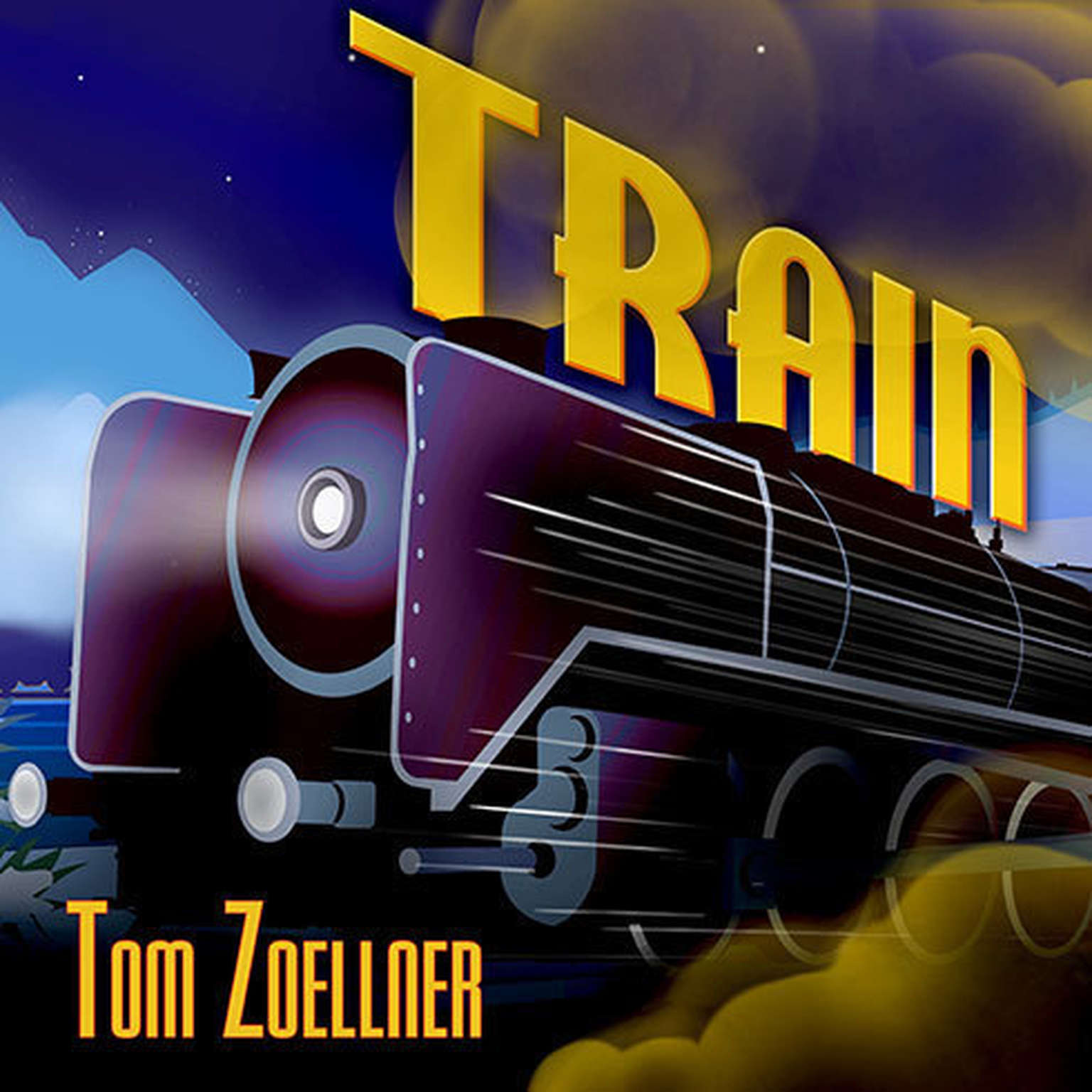 Printable Train: Riding the Rails That Created the Modern World---from the Trans-Siberian to the Southwest Chief Audiobook Cover Art