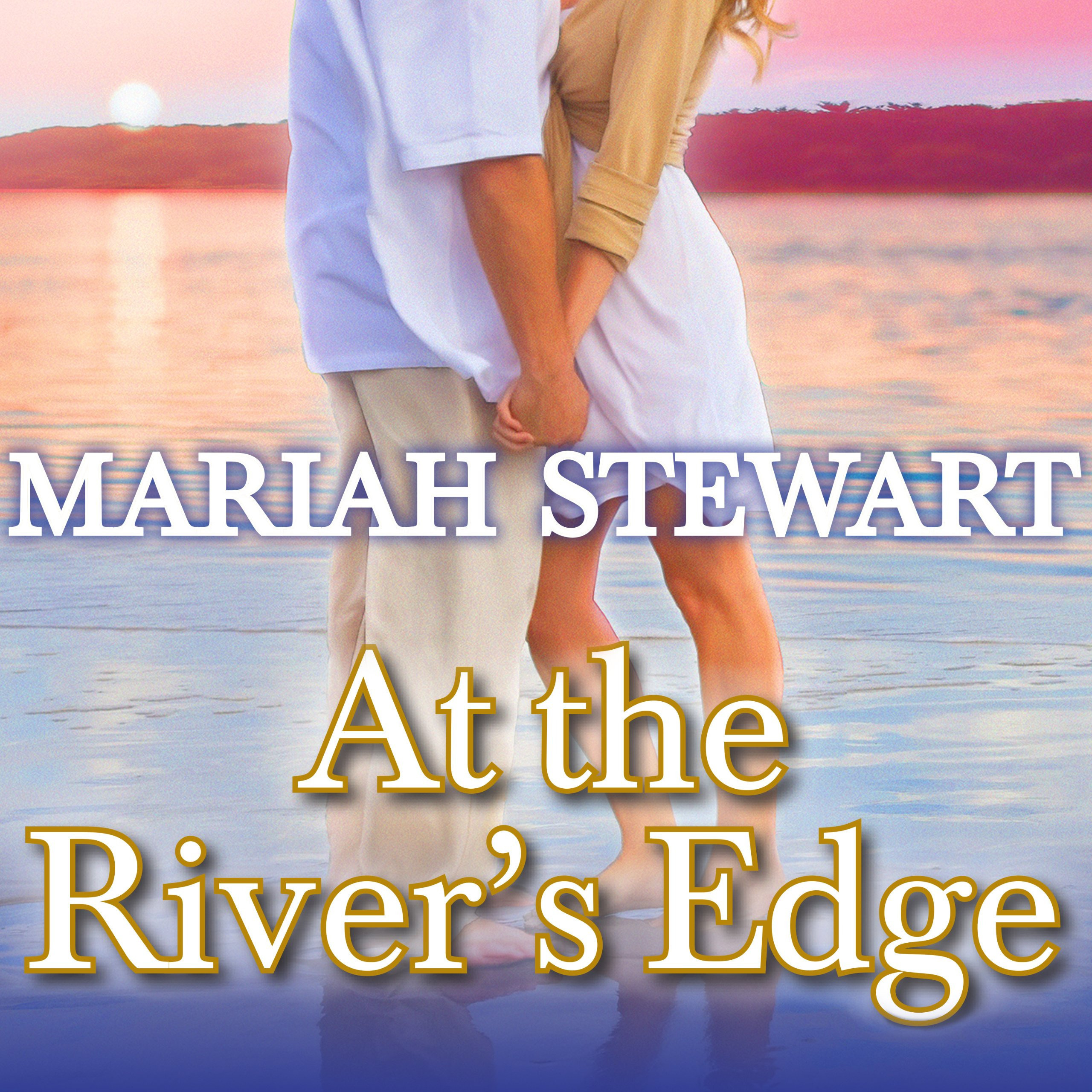 Printable At the River's Edge Audiobook Cover Art