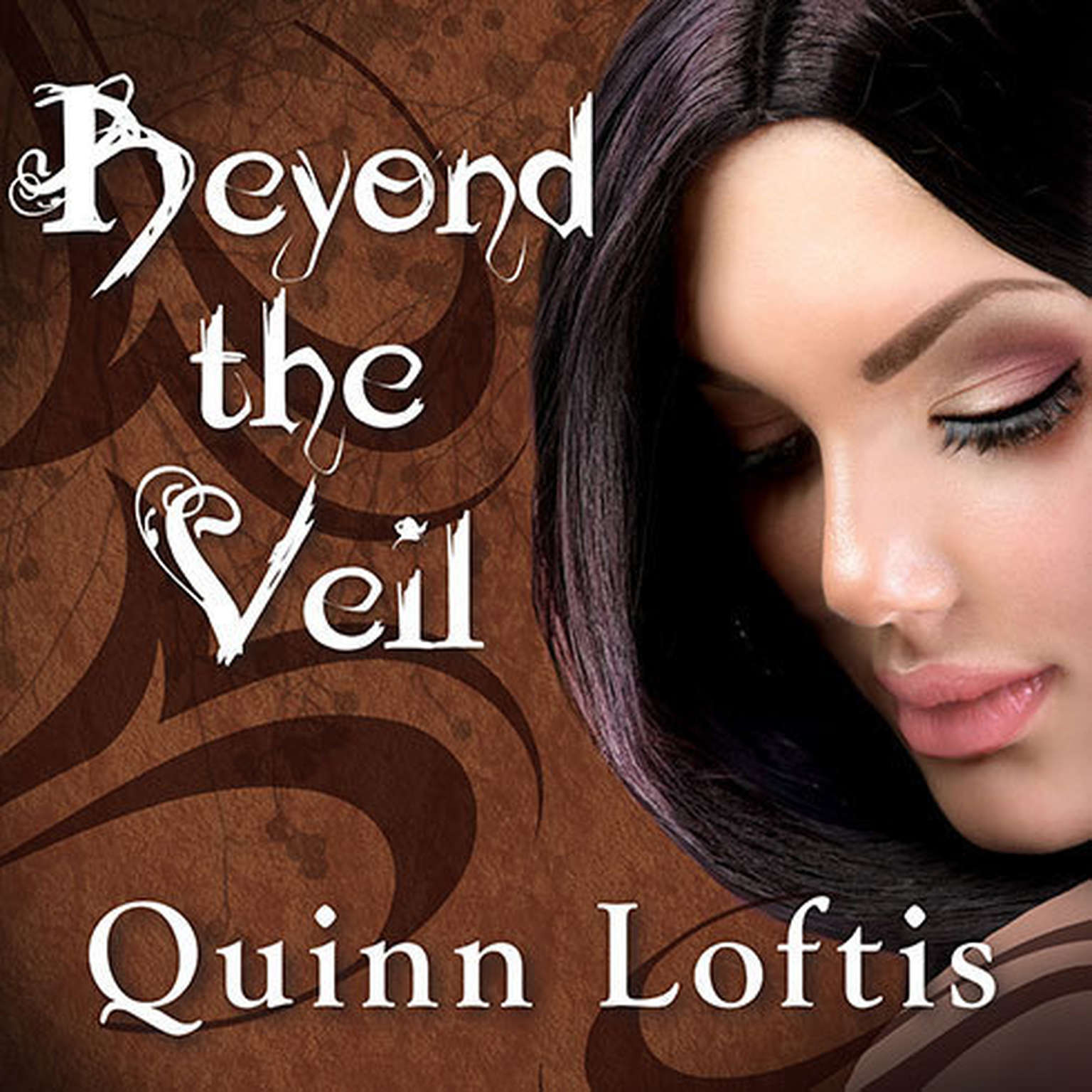 Printable Beyond The Veil Audiobook Cover Art