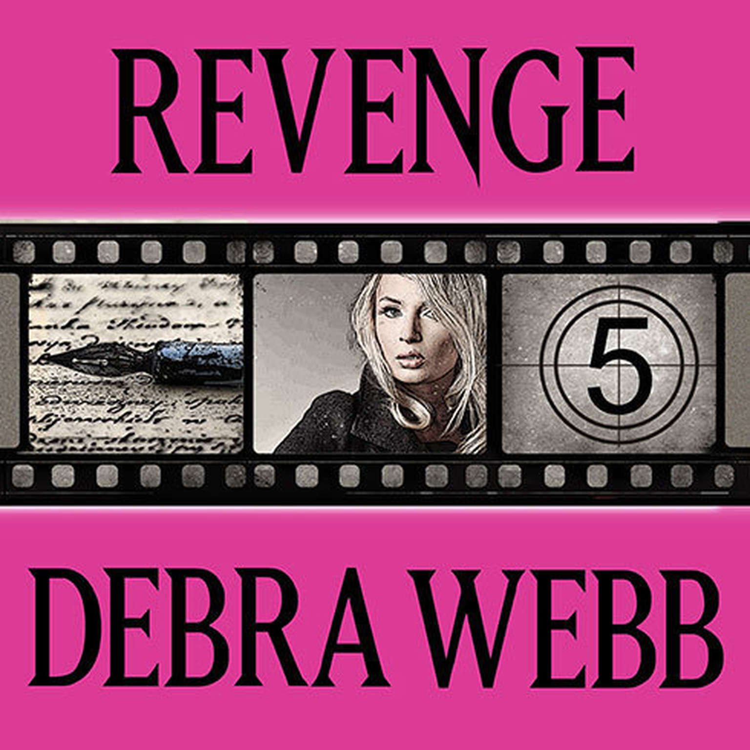 Printable Revenge Audiobook Cover Art