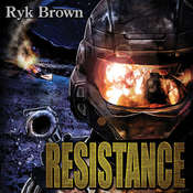 Resistance, by Ryk Brown