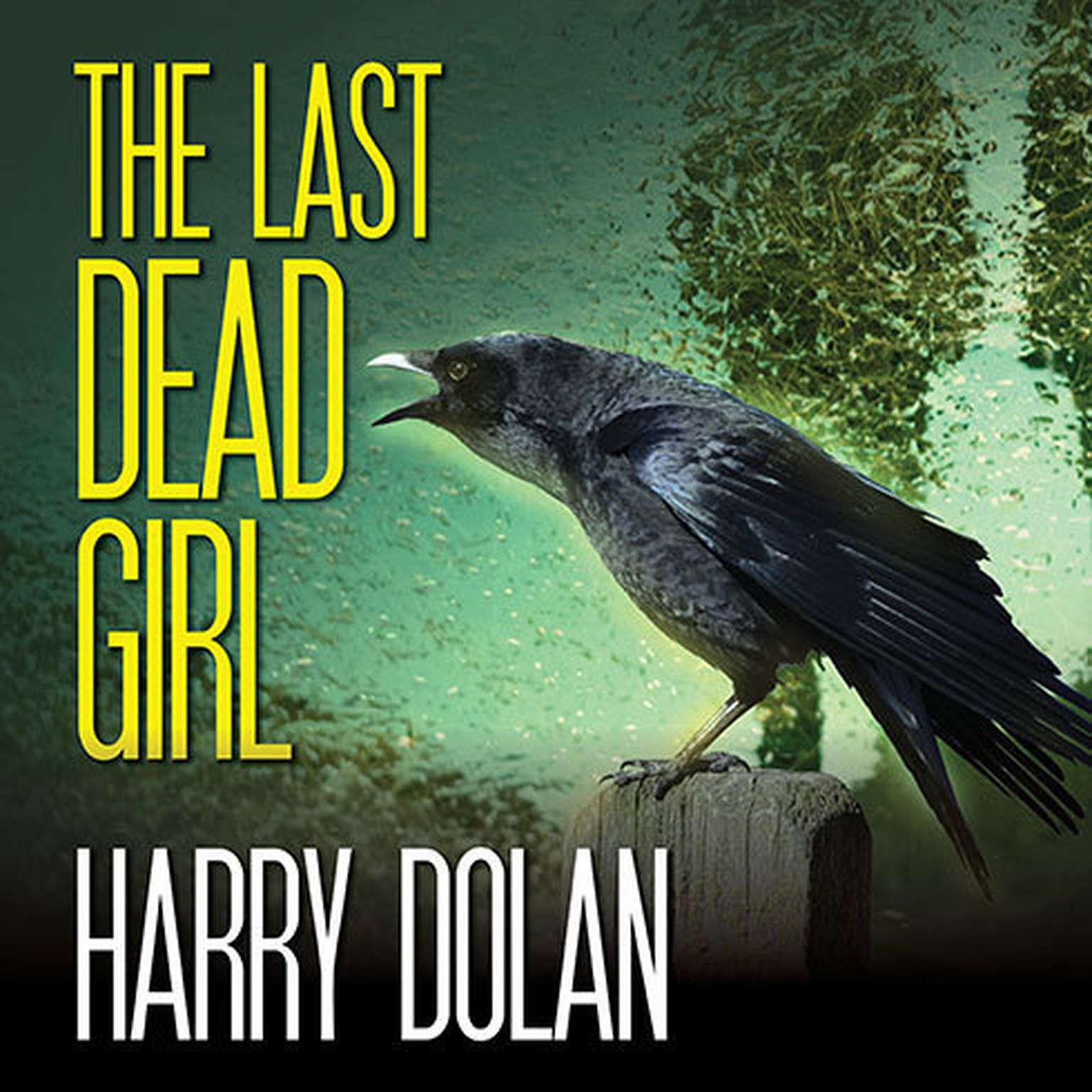 Printable The Last Dead Girl Audiobook Cover Art