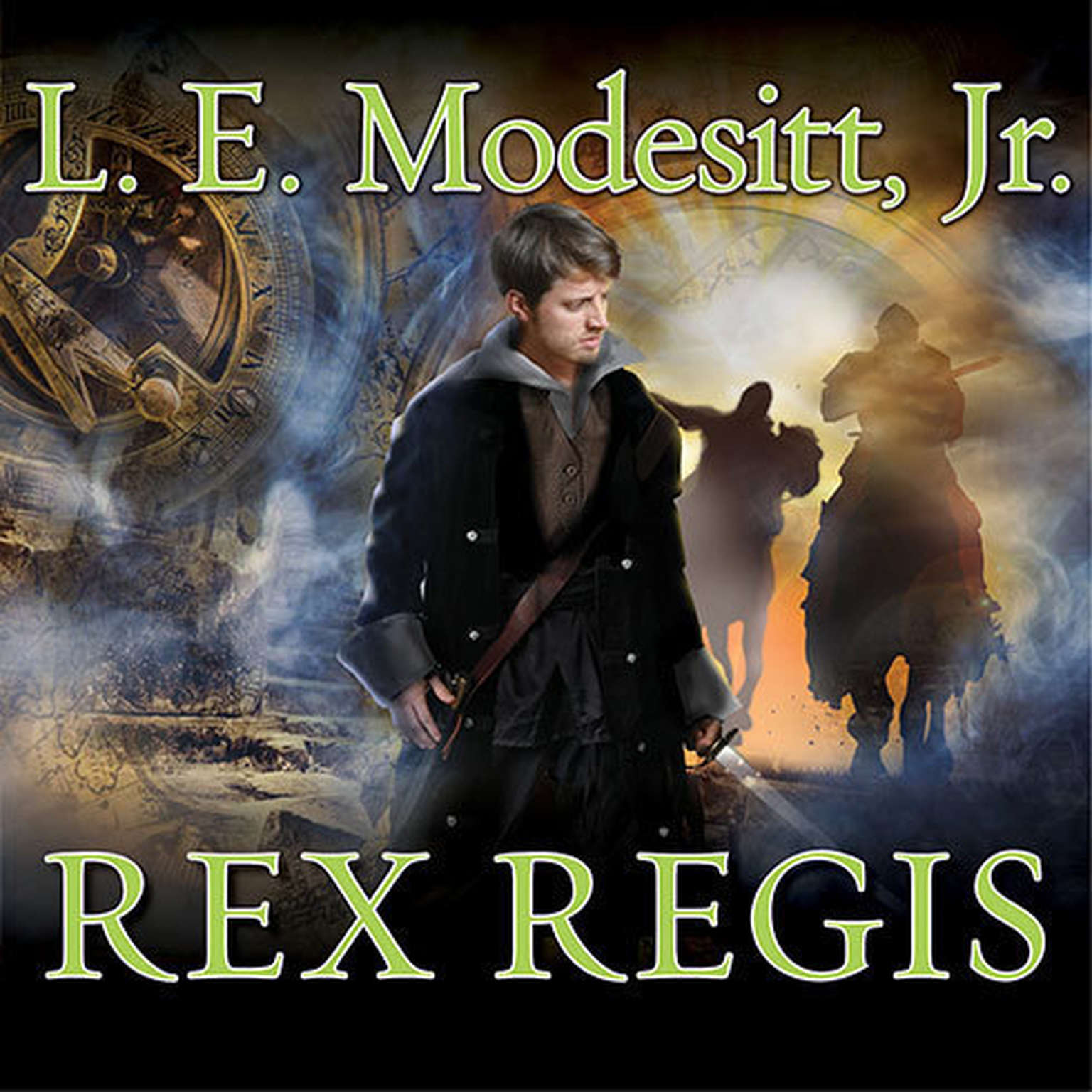 Printable Rex Regis Audiobook Cover Art