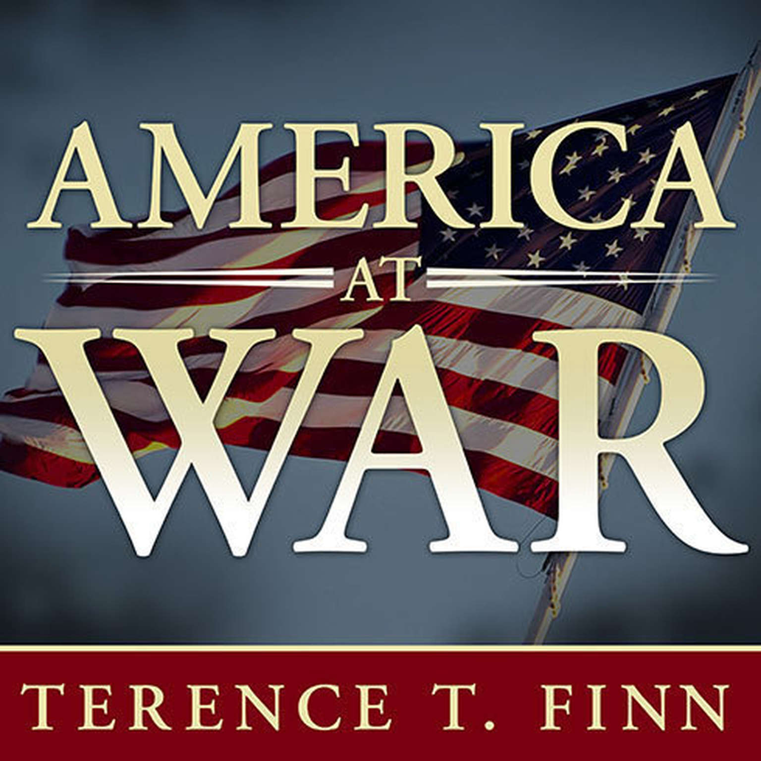 Printable America at War: Concise Histories of U.S. Military Conflicts from Lexington to Afghanistan Audiobook Cover Art