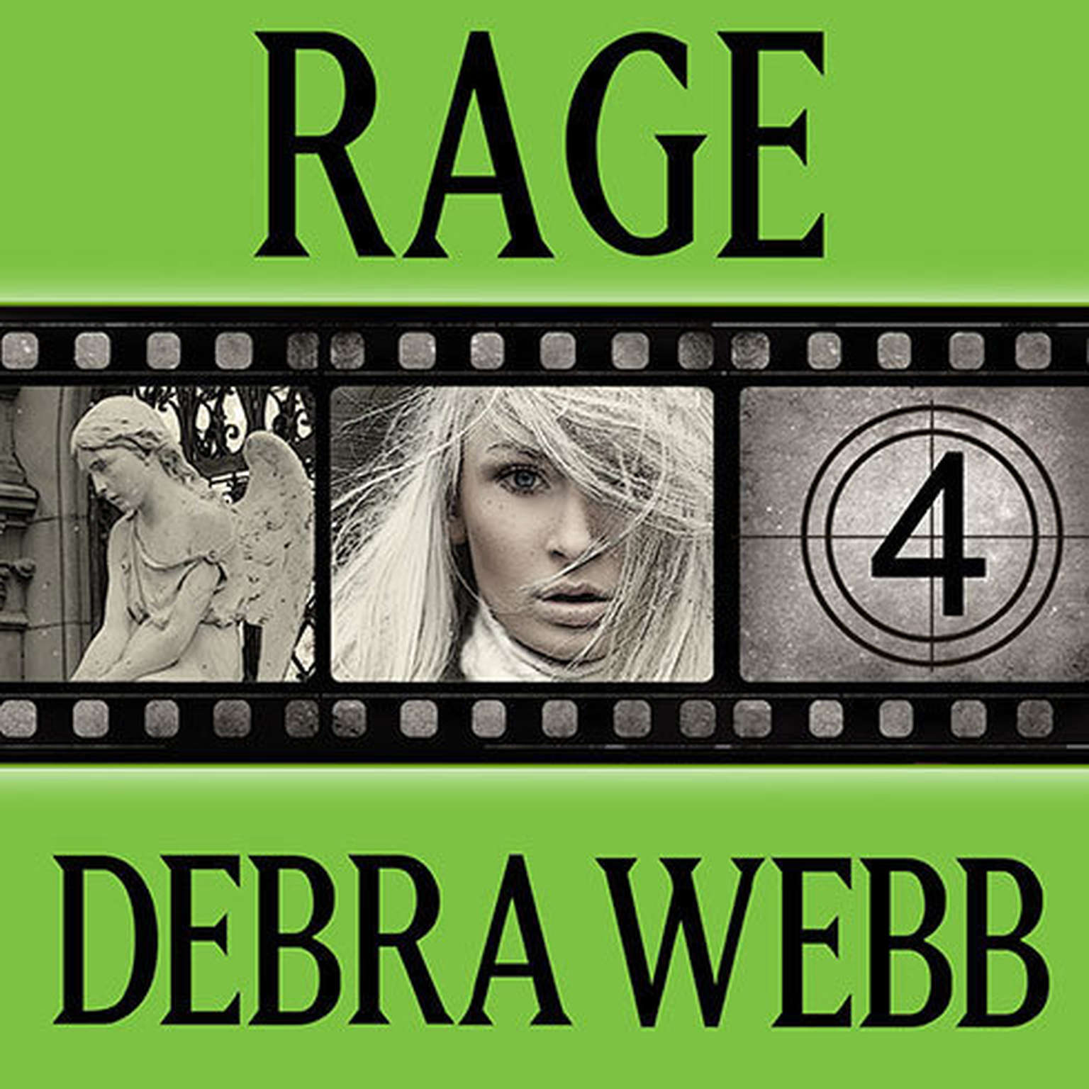 Printable Rage Audiobook Cover Art