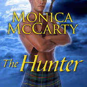 The Hunter: A Highland Guard Novel, by Monica McCarty