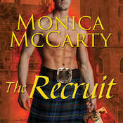 The Recruit: A Highland Guard Novel, by Monica McCarty