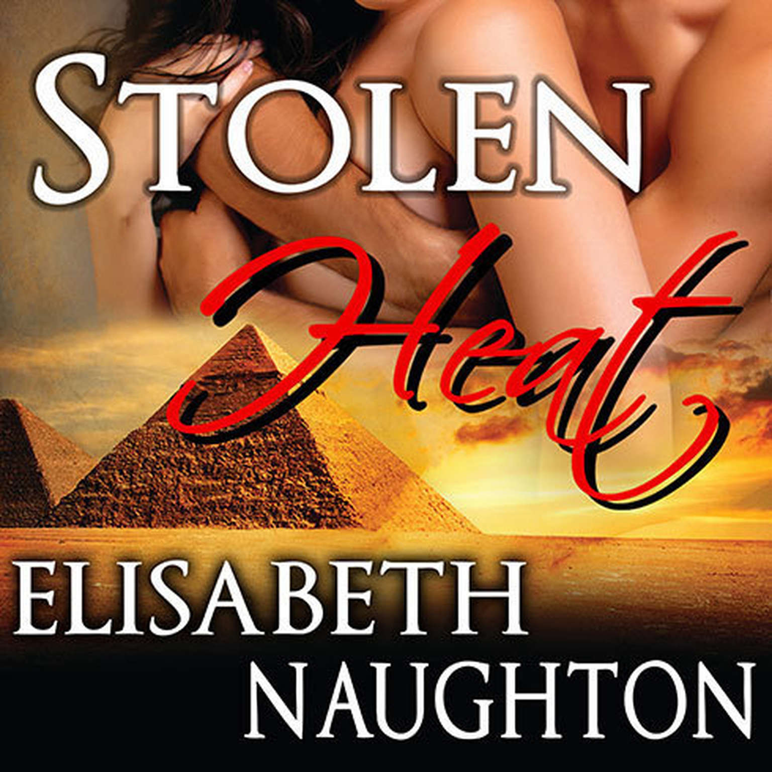 Printable Stolen Heat Audiobook Cover Art