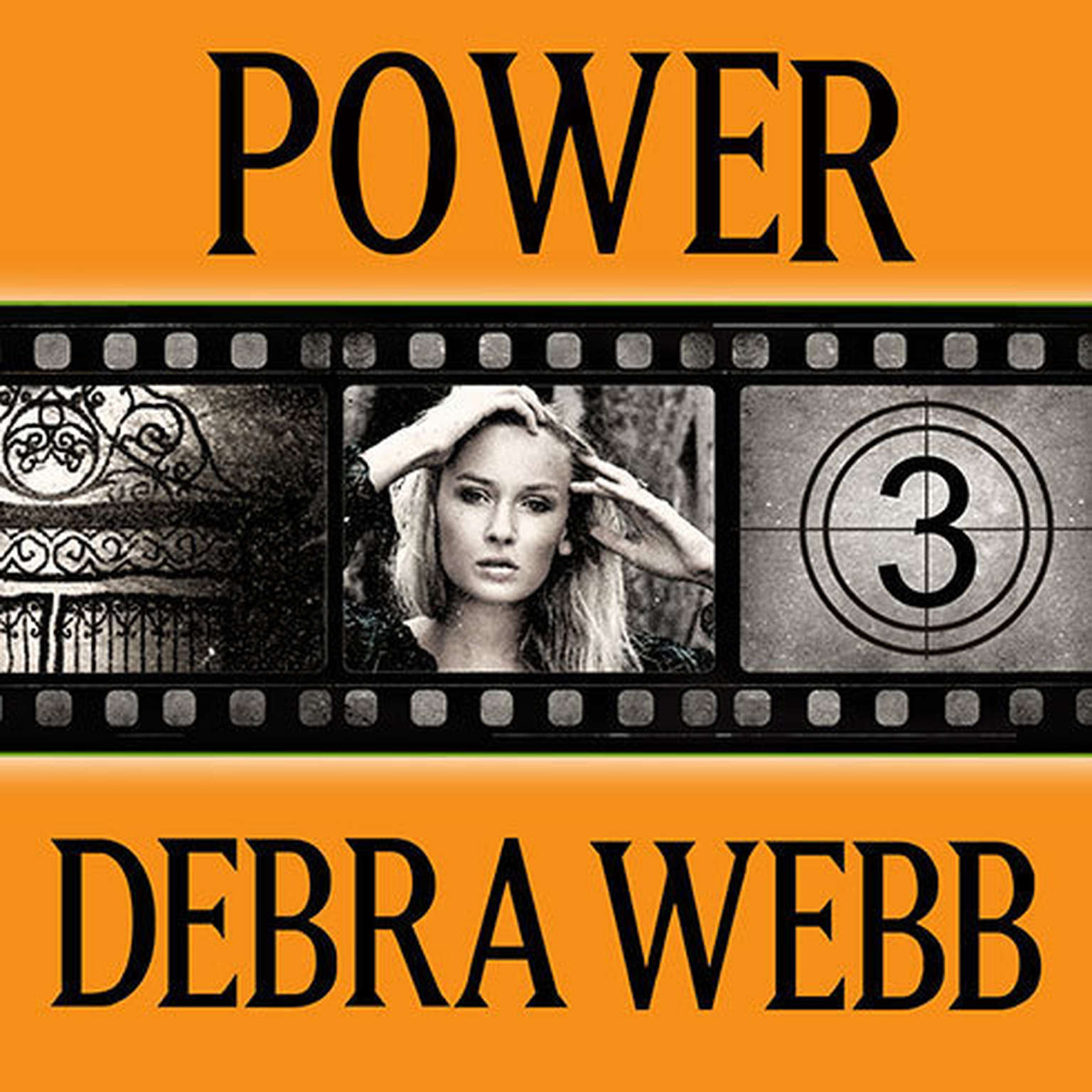 Printable Power Audiobook Cover Art