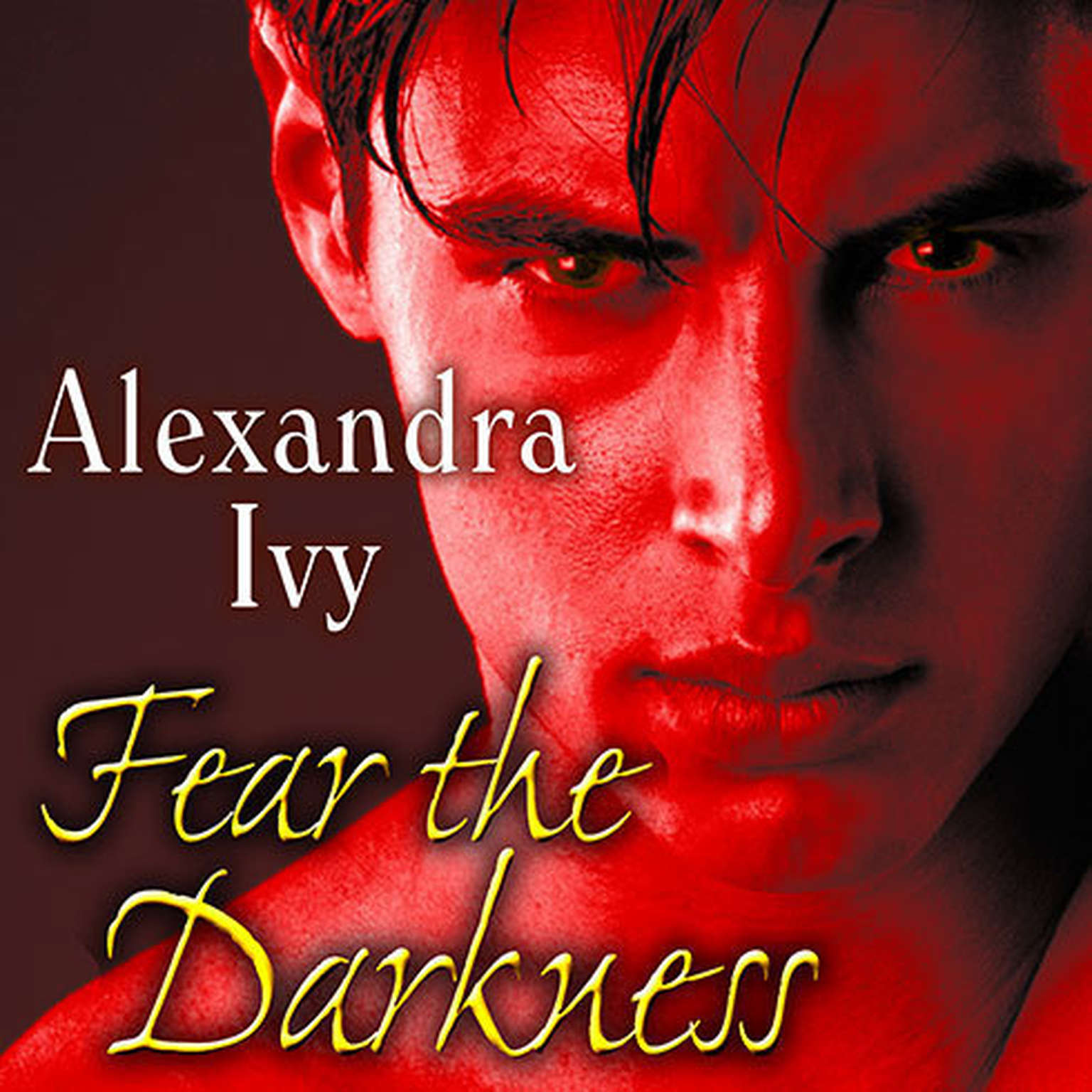 Printable Fear the Darkness Audiobook Cover Art