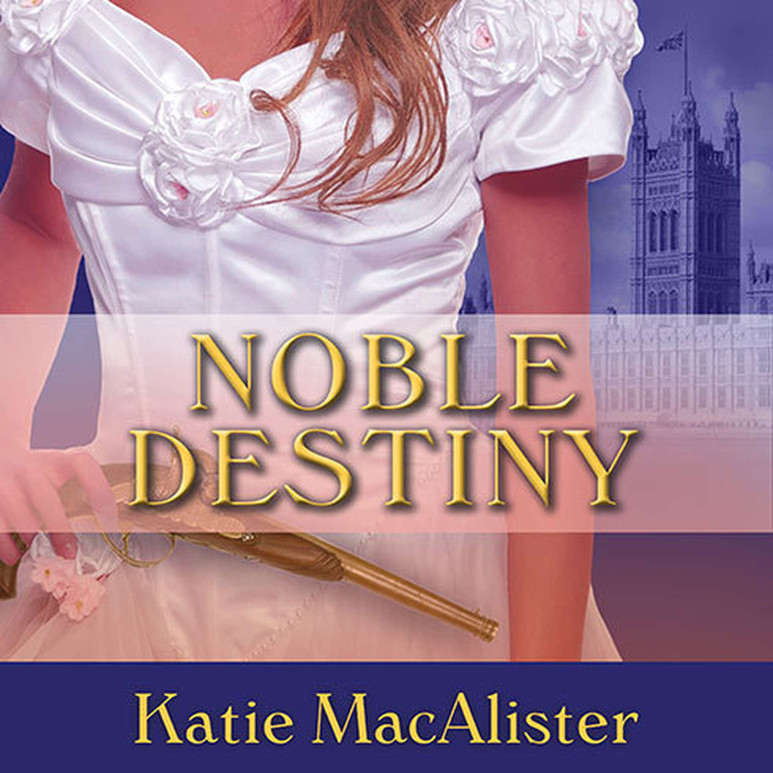 Printable Noble Destiny Audiobook Cover Art
