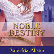 Noble Destiny Audiobook, by Katie MacAlister