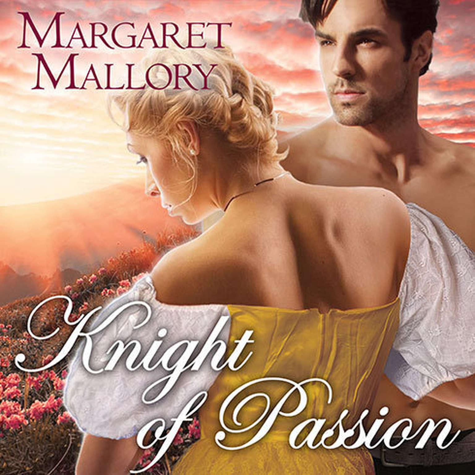Printable Knight of Passion Audiobook Cover Art