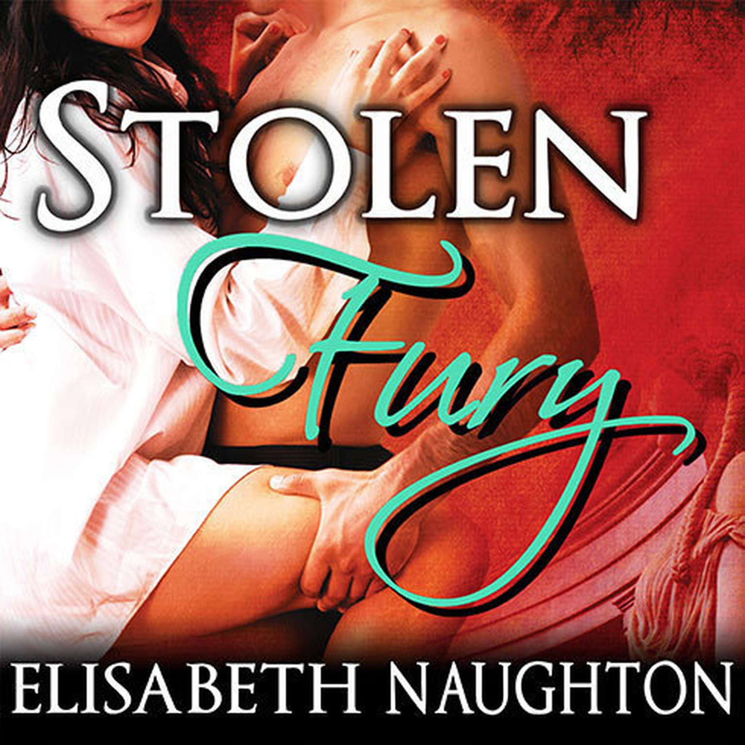 Printable Stolen Fury Audiobook Cover Art