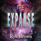 The Expanse Audiobook, by Ryk Brown