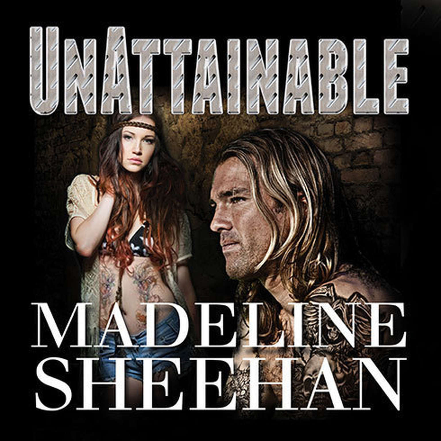 Printable Unattainable Audiobook Cover Art