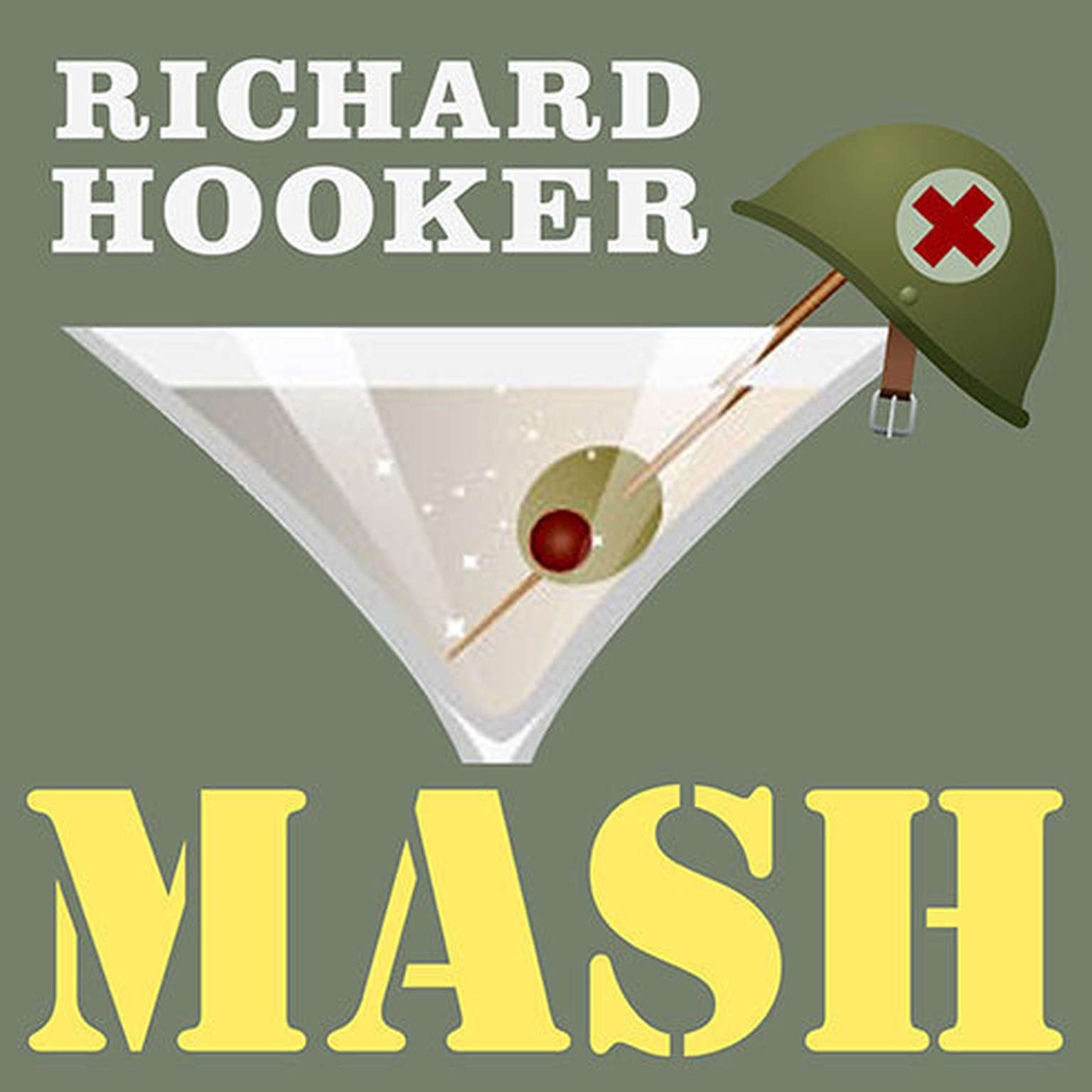 Printable MASH: A Novel About Three Army Doctors Audiobook Cover Art