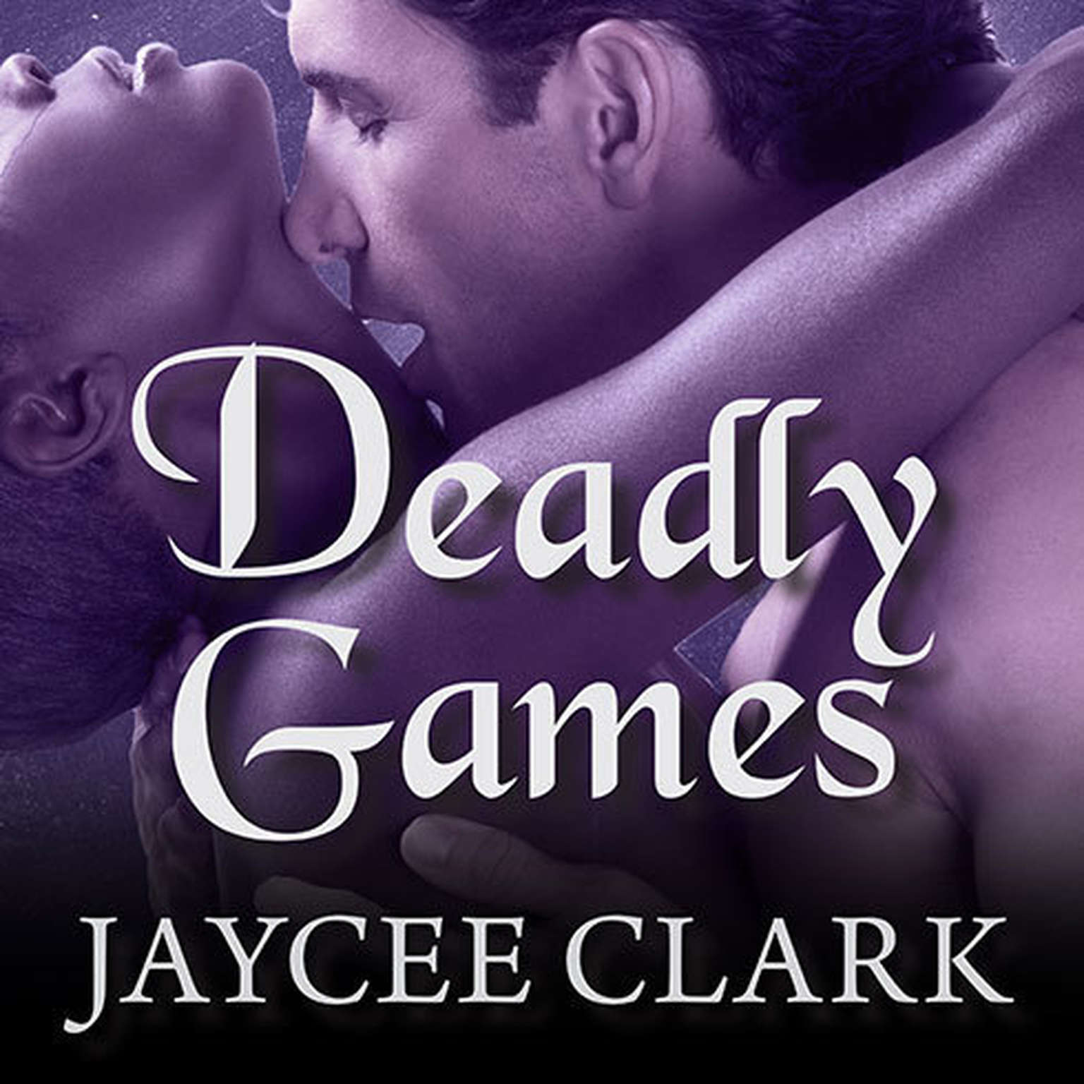 Printable Deadly Games Audiobook Cover Art