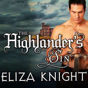 The Highlanders Sin, by Eliza Knight