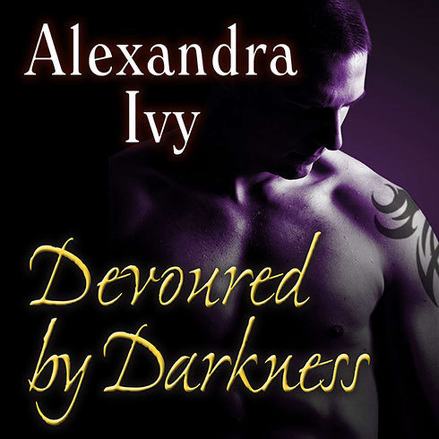 Printable Devoured by Darkness Audiobook Cover Art