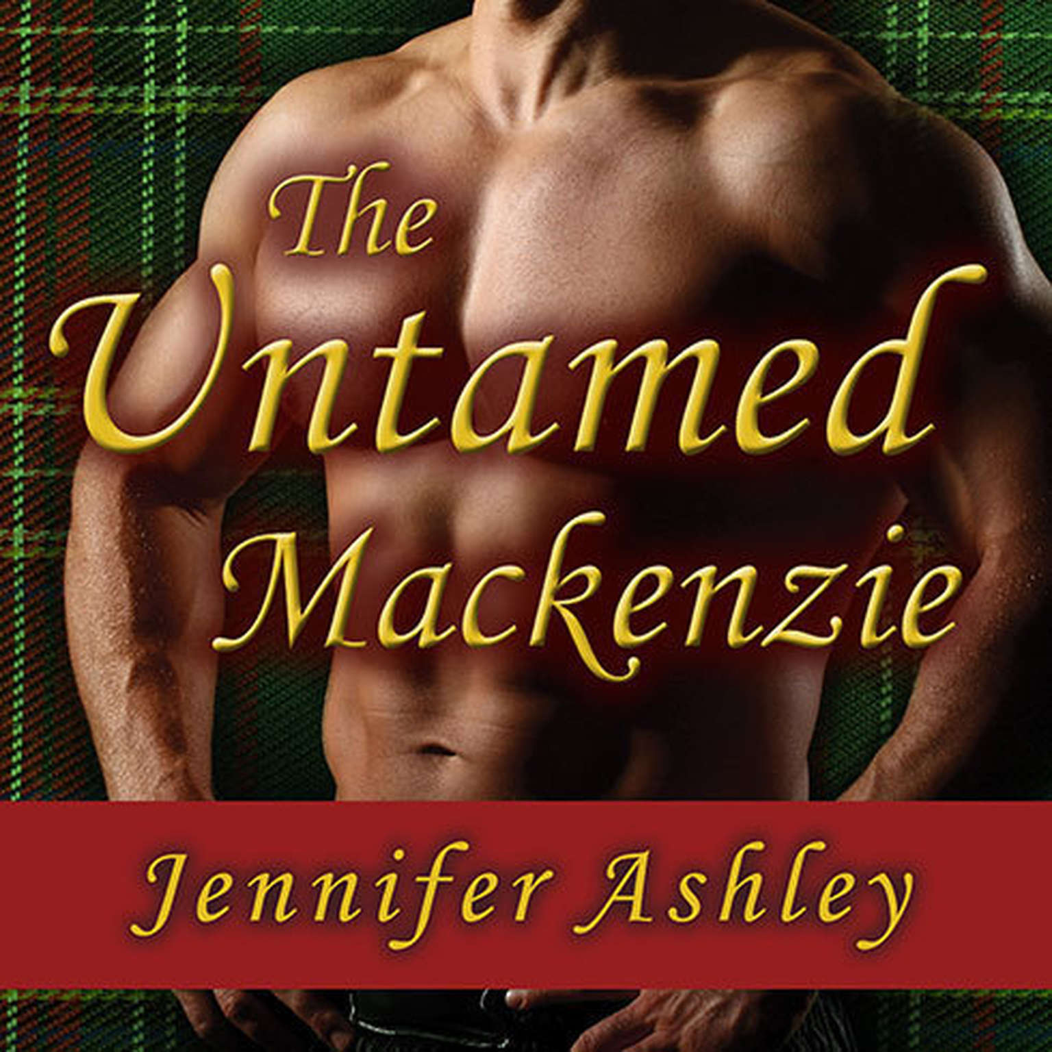Printable The Untamed Mackenzie Audiobook Cover Art