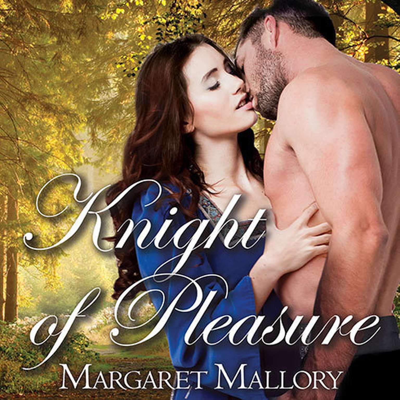 Printable Knight of Pleasure Audiobook Cover Art