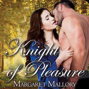 Knight of Pleasure Audiobook, by Margaret Mallory
