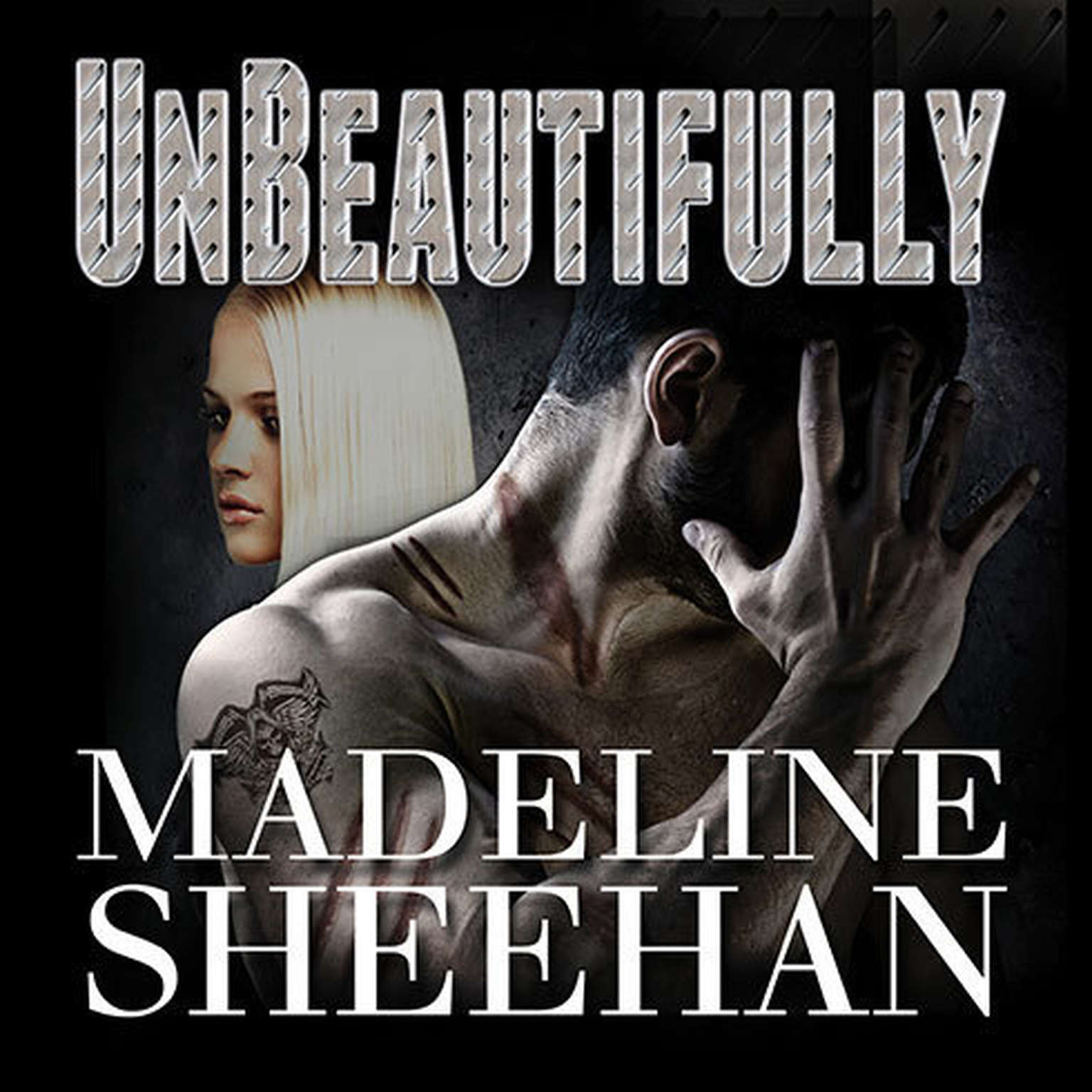 Printable Unbeautifully Audiobook Cover Art