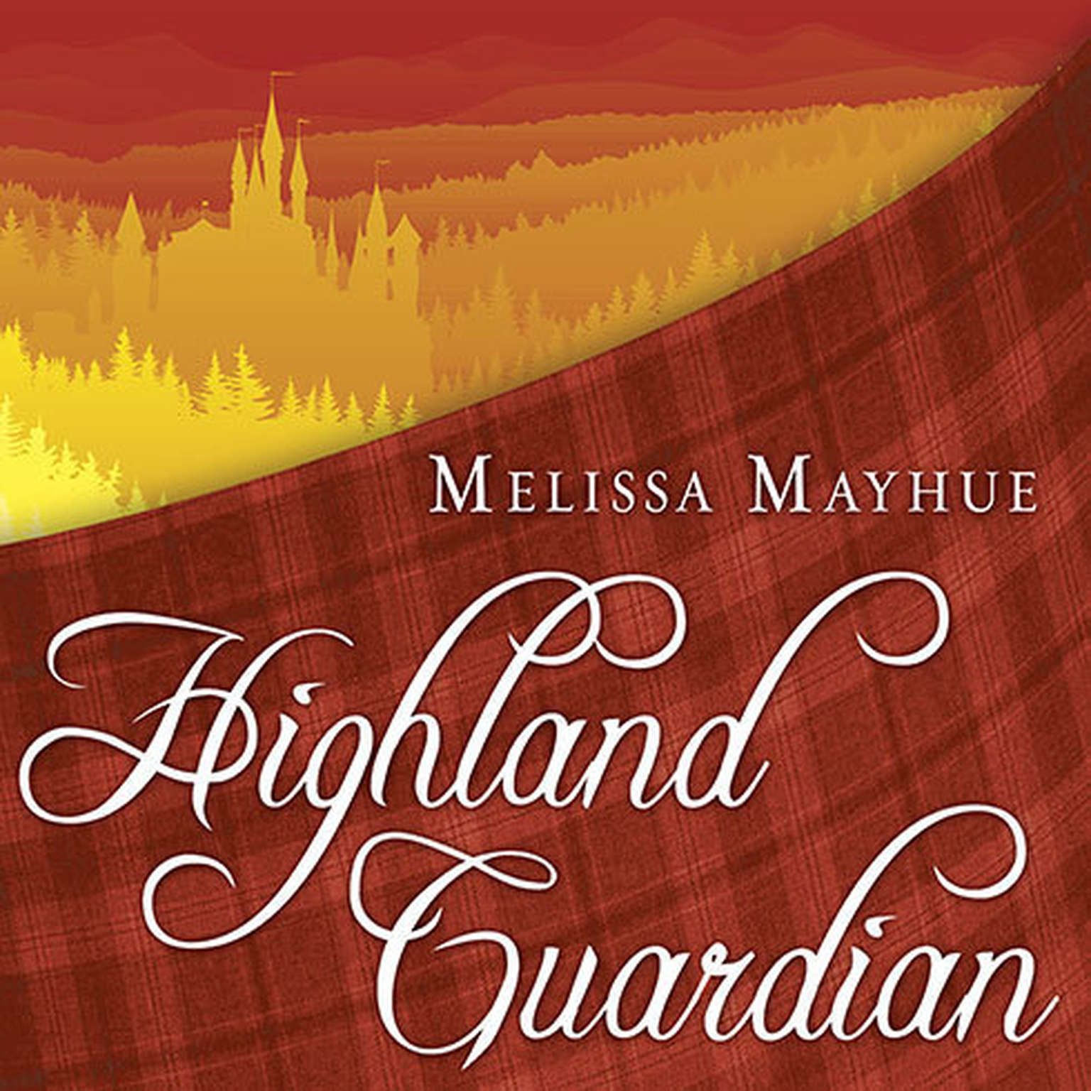 Printable Highland Guardian Audiobook Cover Art