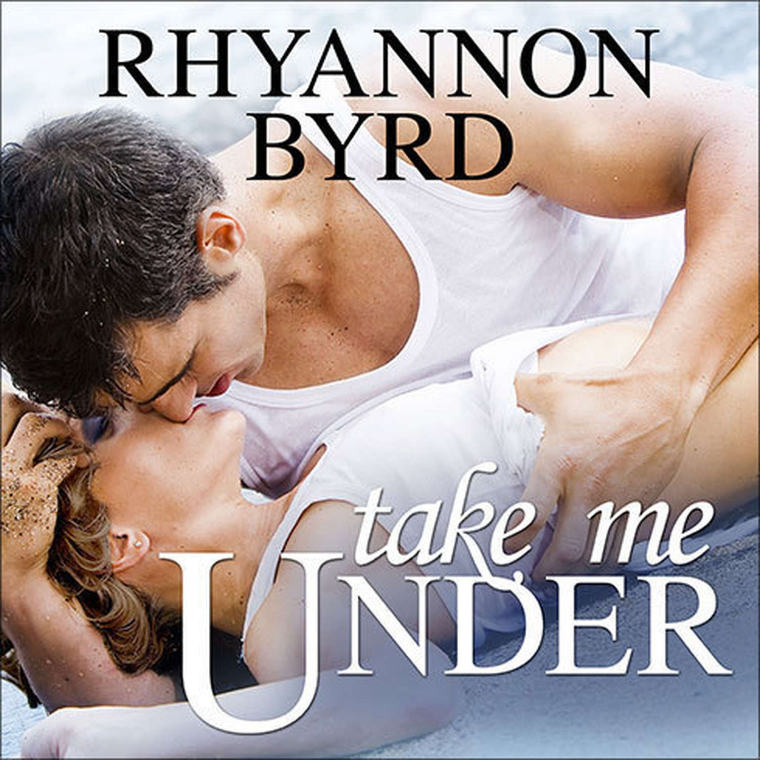 Printable Take Me Under Audiobook Cover Art